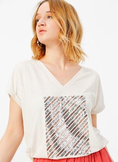Fabrika Comfort Fabrika Comfort Bej T-Shirt Bej